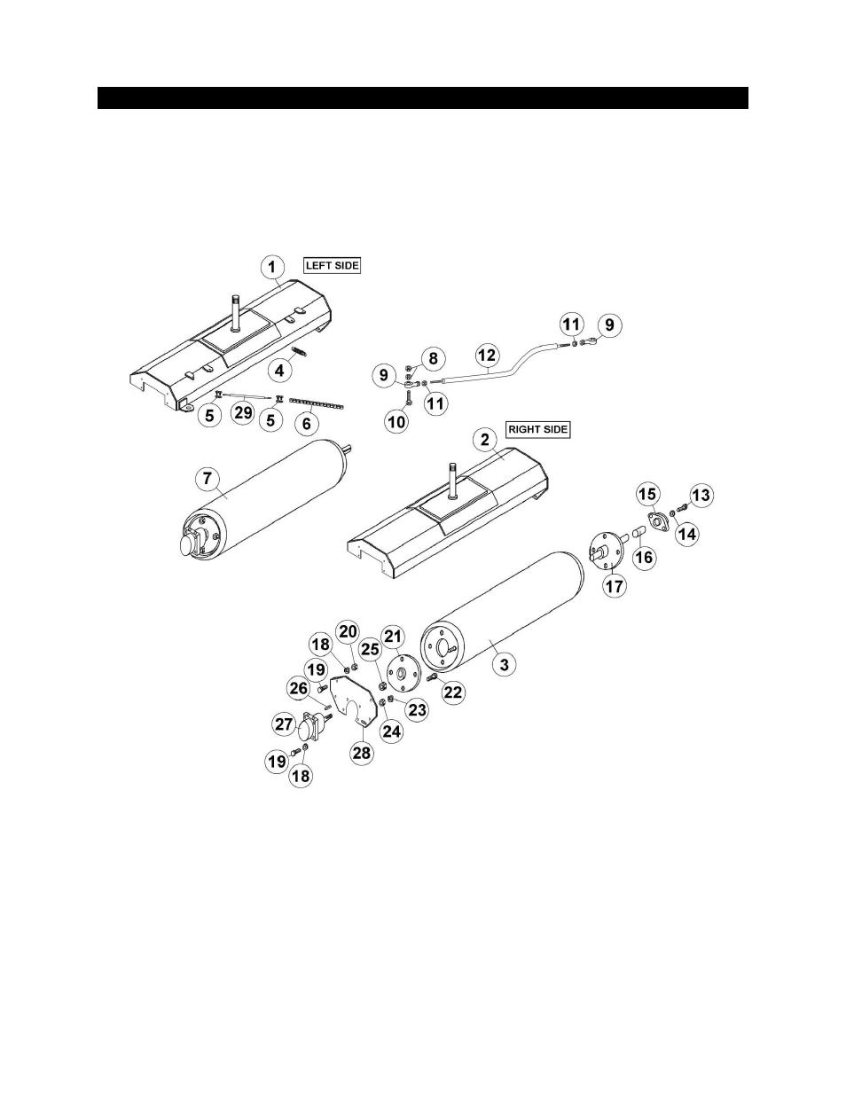 Smithco Tournament Roller Ultra Lite 7575 Parts & Service