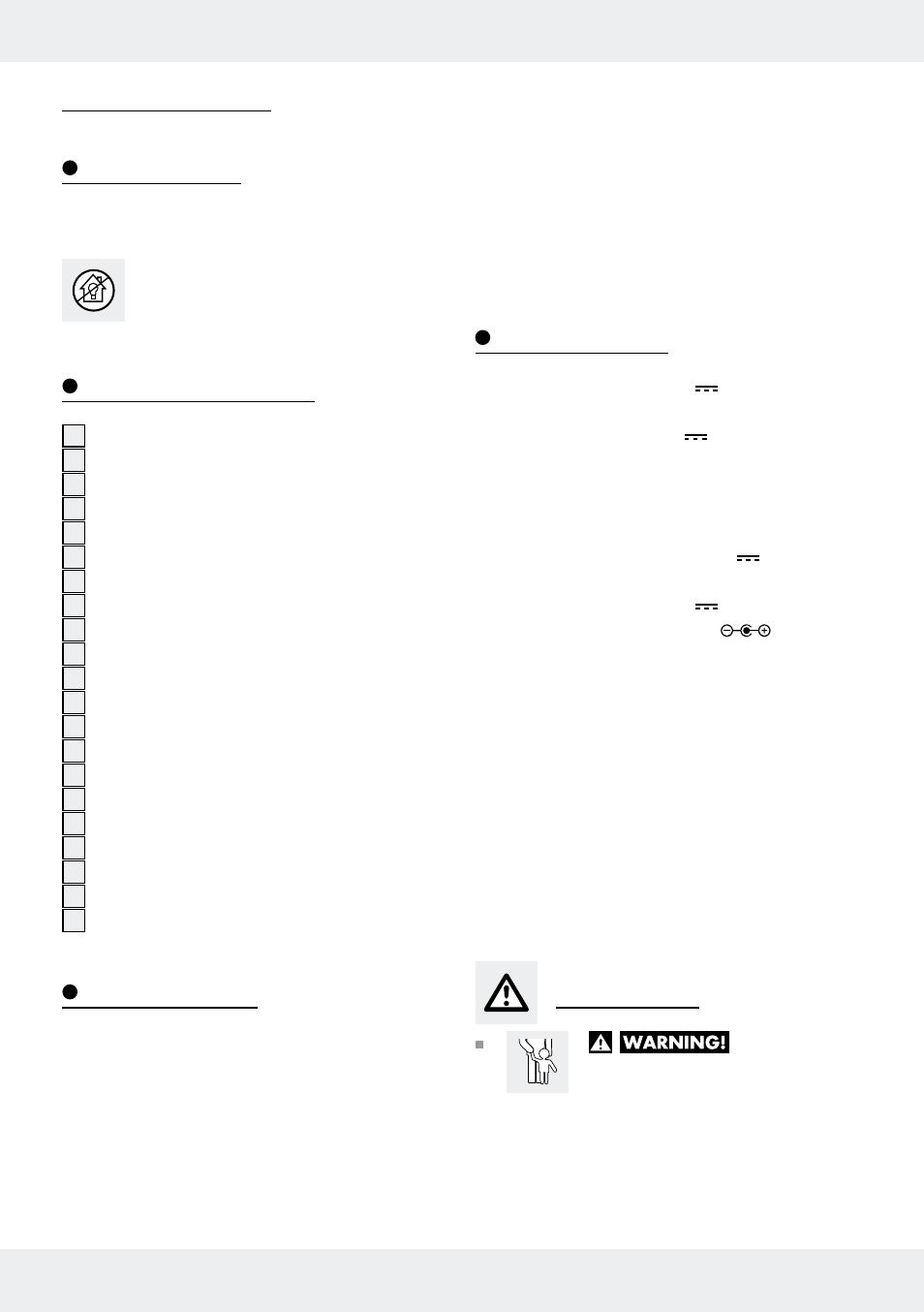 Led solar spotlight intended use, Description of parts