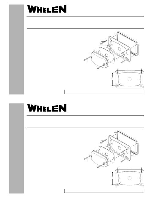 small resolution of  whelen m6fc600 user manual 1 page on whelen lights whelen lightbar diagram