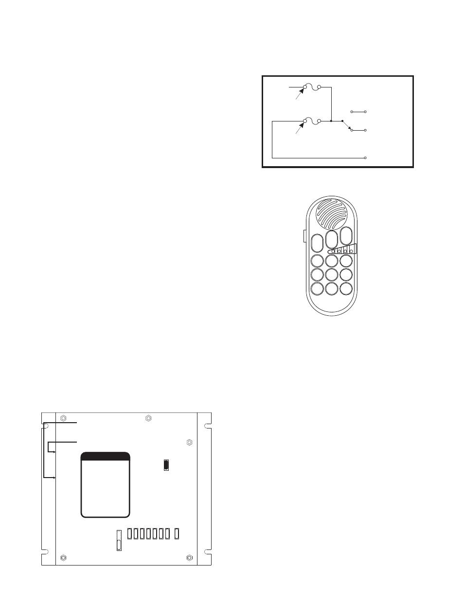 Hands-free siren (items 33 & 37) (optional), Pa volume