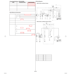 tuneup specifications quick reference information wiring diagramstuneup specifications quick reference information wiring [ 954 x 1336 Pixel ]