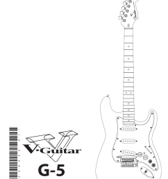 fender roland g 5 vg stratocaster user manual 18 pages rh manualsdir com 5 way strat switch wiring diagram fender 5 way switch wiring [ 954 x 1475 Pixel ]