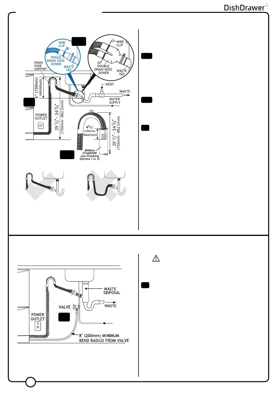 medium resolution of  array step 7 step 8 18a 18b fisher u0026 paykel v3 ds603 user manual rh