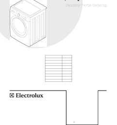 frigidaire ltf6000es0 page1 frigidaire ltf6000es0 user manual 8 pages at cita asia ltf6000es0 wire diagram 15 frigidaire washer  [ 954 x 1235 Pixel ]