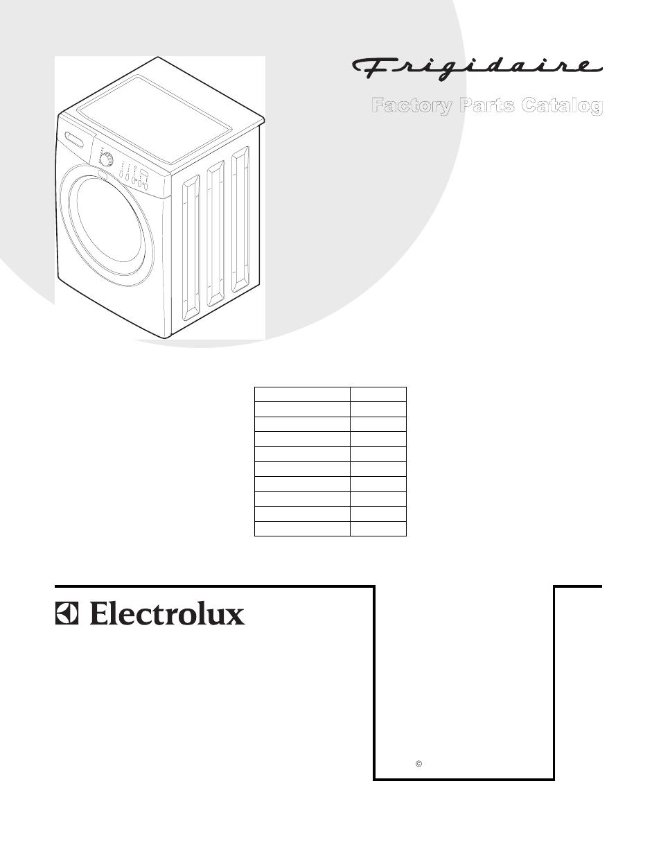 medium resolution of  frigidaire ltf6000es0 page1 frigidaire ltf6000es0 user manual 8 pages at cita asia ltf6000es0 wire diagram 15 frigidaire washer