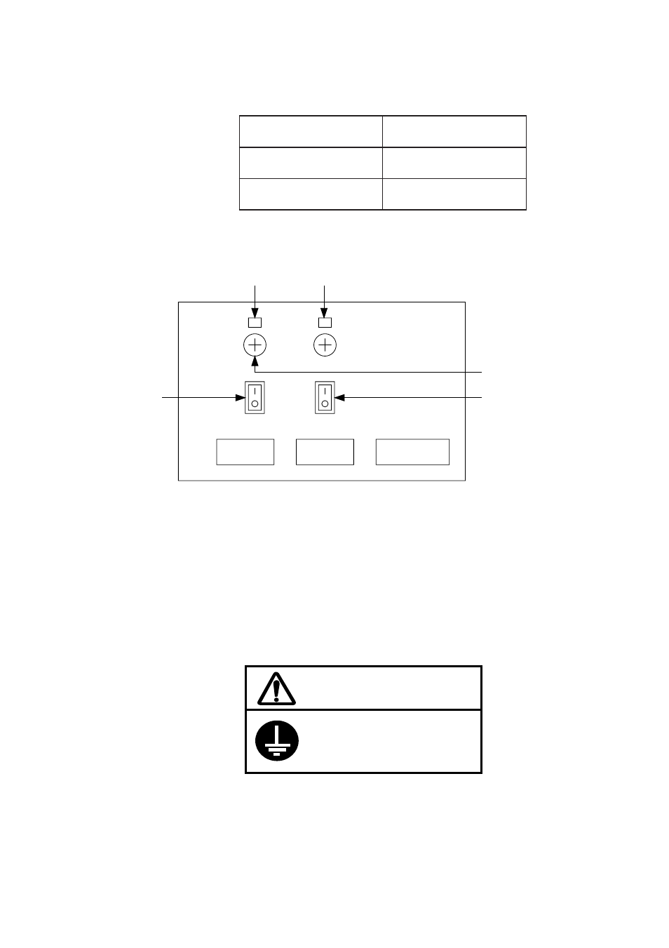 medium resolution of caution changing the power fuse ground furuno fm 8500 user manual page 21 46