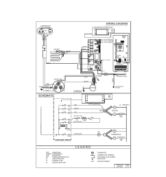 schematic wiring diagram friedrich kuhl r 410a user manual page 72 87 [ 954 x 1235 Pixel ]