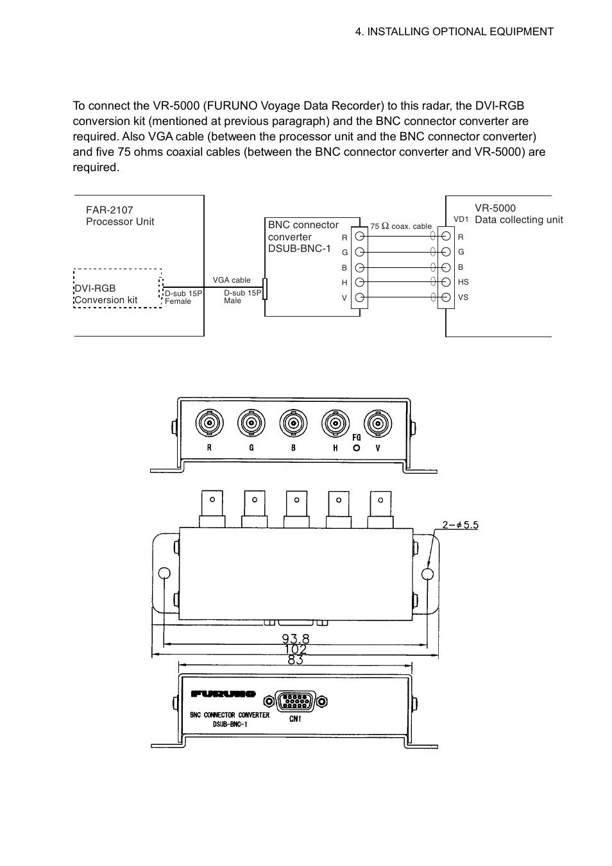 medium resolution of vga to bnc wiring diagram