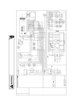 Wiring diagrams | Goodman Mfg GMH95 User Manual | Page 15  15