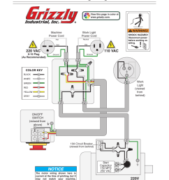 g0659 wiring diagram 220v motor grizzly g0659 user manual page 45 60 [ 954 x 1235 Pixel ]