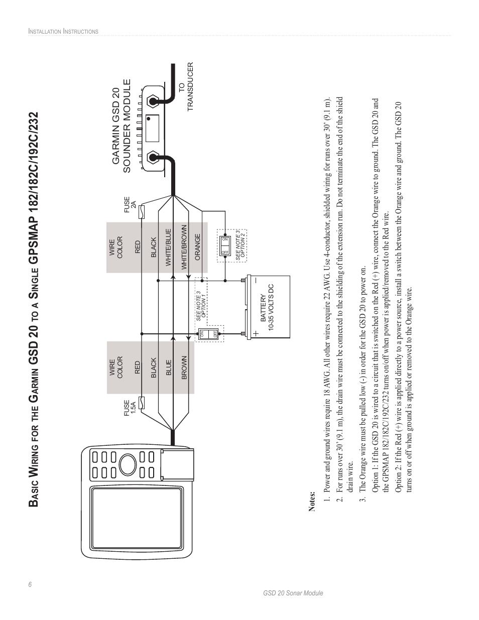medium resolution of www manualsdir com manuals 107543 8 garmin gsd 20 rh 30 codingcommunity de garmin installation diagram