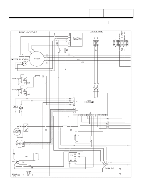 small resolution of wiring diagram 14 kw home standby group g part 7 generac power rh manualsdir com portable generator wiring diagram generac ground wiring diagram