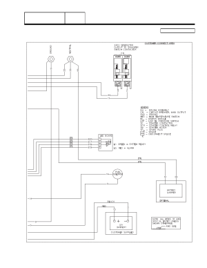 Group g, Wiring diagram, 14 kw home standby part 7, Page
