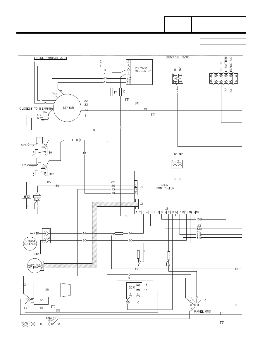 generac 20kw generator wiring diagram of a tropical forest 8 kw schematic 20 home standby group g part 7 power