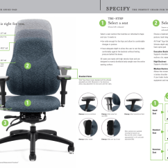 Ergonomic Chair Angle Steel Hs Code Specify Tritek Ergo Select Global Upholstery Co User Manual Page 3 4