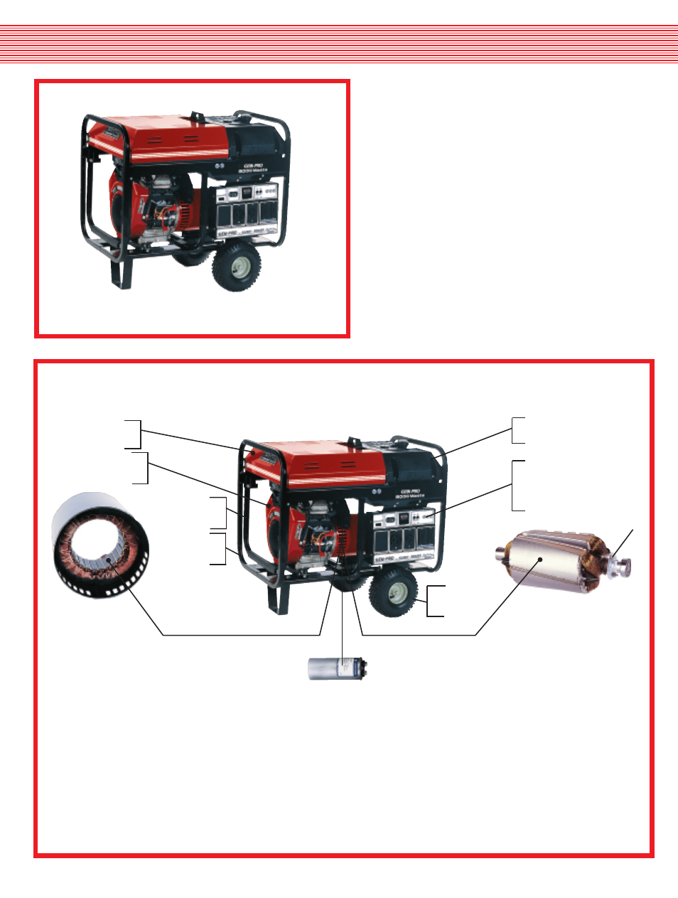 hight resolution of kleen power generators why is gen pro unique and different from the rest gillette portable generators user manual page 3 6