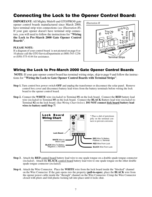 small resolution of mighty mule wiring diagram wiring diagram show mighty mule exit wand wiring diagram connecting the lock