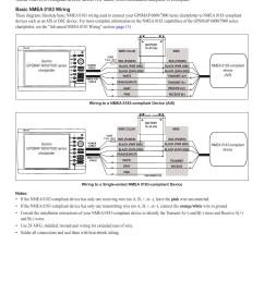 wiring additional nmea 0183 devices basic nmea 0183 wiring garmin gpsmap 7000 series user manual page 12 20 [ 954 x 1235 Pixel ]