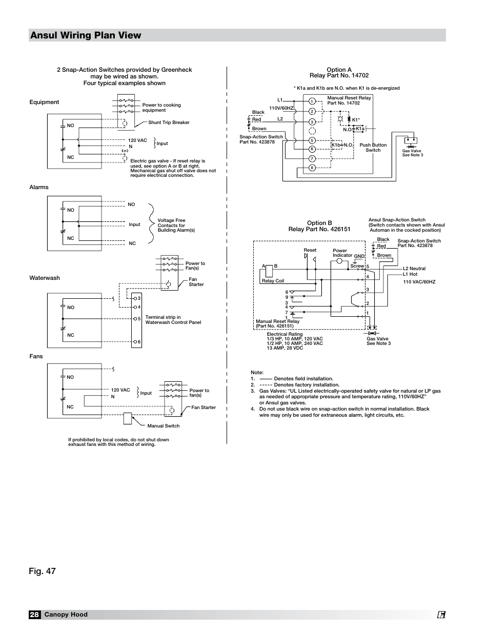 Wiring Diagram Vent Hood How To Read Auto Diagrams Clivus Ansul System Generous Images Electrical And Greenheck Fan 452413 Page28