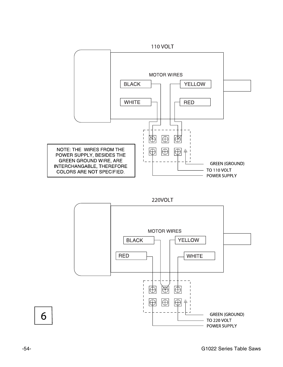 medium resolution of sm and z wiring diagram grizzly g1022prozx user manual page 56 84