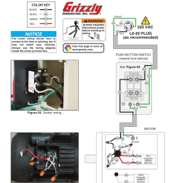 wiring diagram grizzly g0656 user manual page 41 52 [ 954 x 1235 Pixel ]