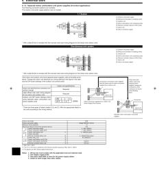 electrical work mitsubishi electric mr slim pka a ga user manual  [ 954 x 1351 Pixel ]