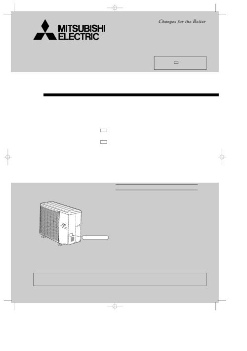 small resolution of mitsubishi electric mxz 24uv user manual 44 pages also for mxz 24uv e2