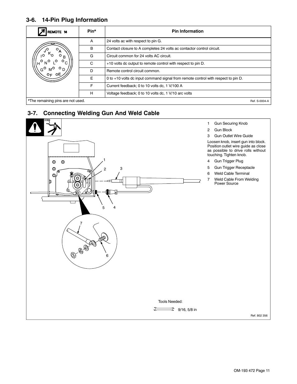 Miller 14 Pin Wiring Diagram - wiring diagram on the net on