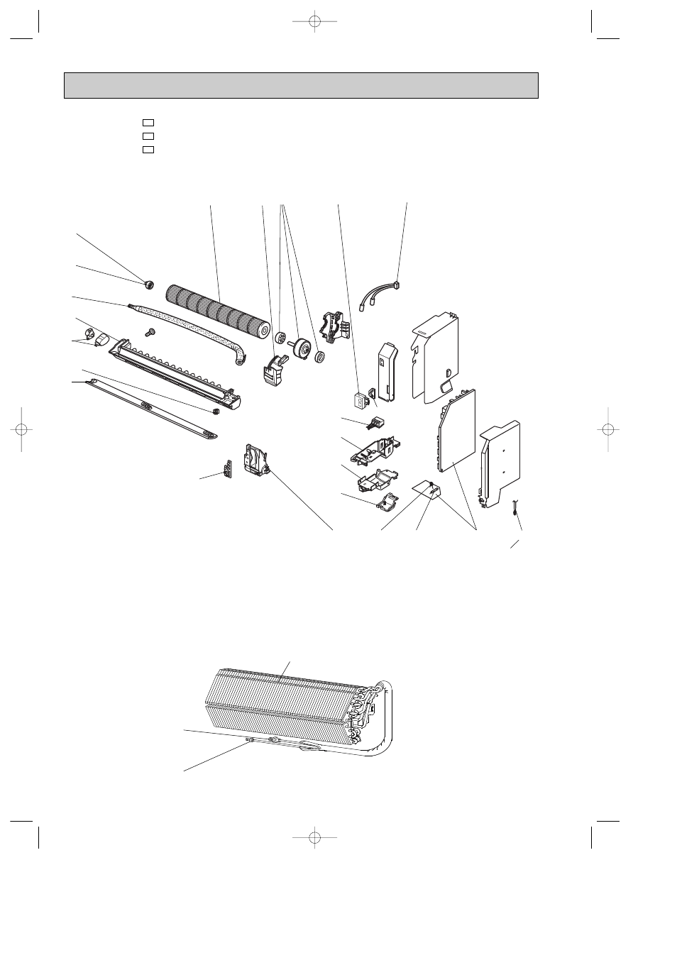 MITSUBISHI ELECTRIC Mitsubishi Split-Type User Manual