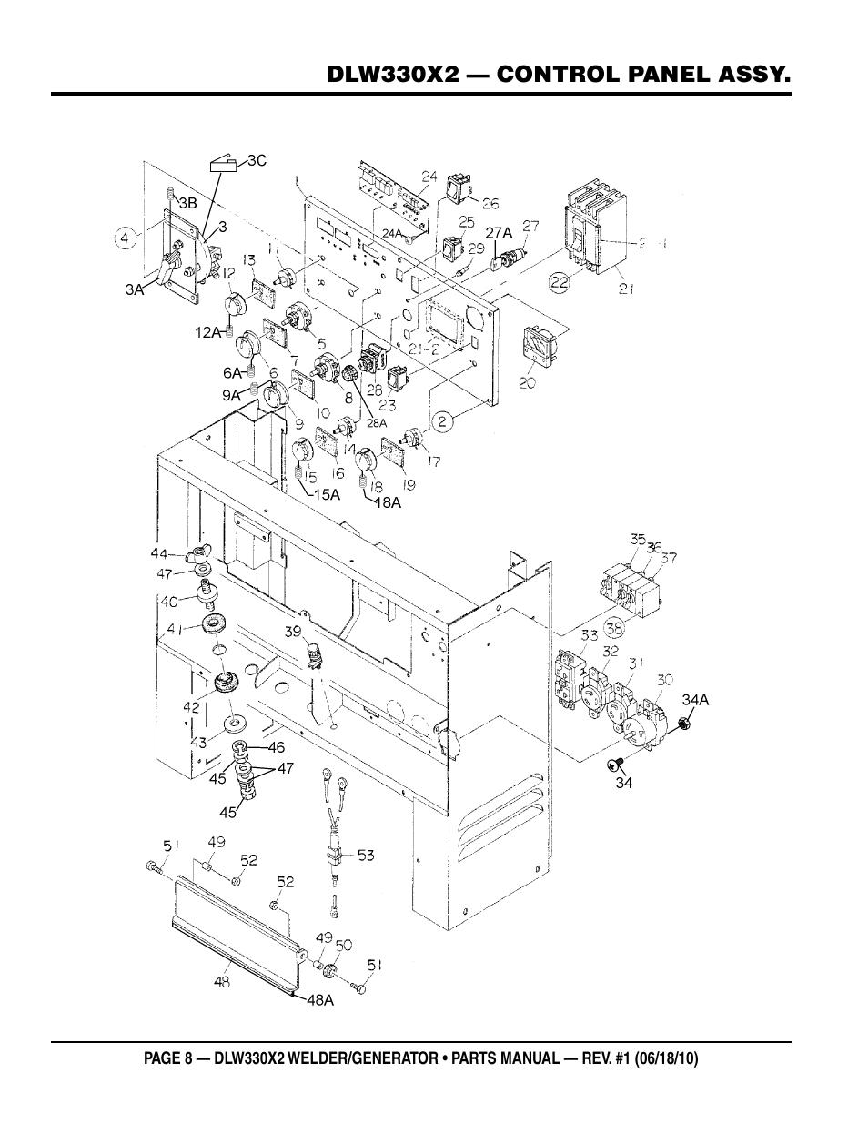 Multiquip WElDEr/gEnEratOr (KuBOta D902E3BWDDE2 DIEsEl