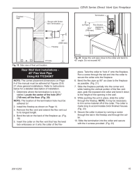 Direct Vent Gas Fireplace Wiring Diagram : 40 Wiring ...