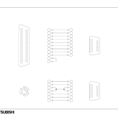 6 Pin Wiring Diagram Vintage Telecaster Mitsubishi Electric F940got-swd-e User Manual | Page 48 / 112 Also For: F940