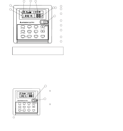 how to operate option pac 204rc warning 1 on off mitsubishi electric pe 15myc user manual page 109 115 [ 954 x 1351 Pixel ]