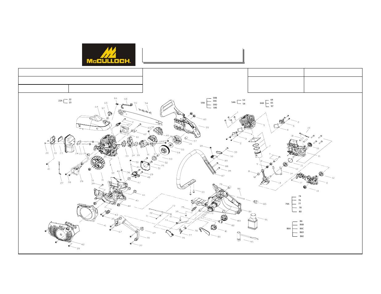 F-iplmcc1435apg1.pdf, Mcc1435a service spare parts list