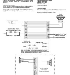 crunch sub amp wiring diagram wiring diagram online mod wiring diagram  crunch amp wiring diagram