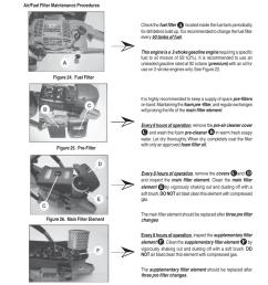 hs81 cut off saw maintenance multiquip sidewinder cut off saw hs81 user manual page 25 68 [ 954 x 1235 Pixel ]