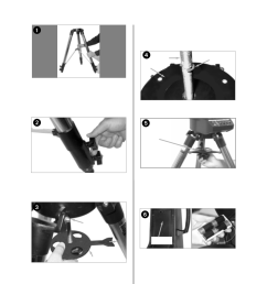 quick start guide meade instruments lx200gps user manual  [ 954 x 1235 Pixel ]