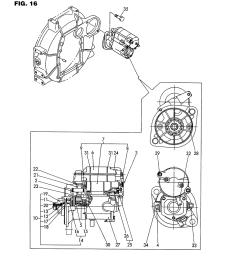 yanmar 3tne88 diesel engine starting motor multiquip rammax rh manualsdir com yanmar diesel tractor yanmar wiring diagram [ 954 x 1235 Pixel ]