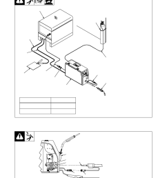 2 equipment connection diagram miller electric s 22p12 user manual page 15 28 [ 954 x 1235 Pixel ]
