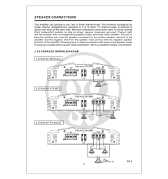 10 speaker connections 2 ch speaker wiring diagram interfire audio g2  [ 954 x 1348 Pixel ]