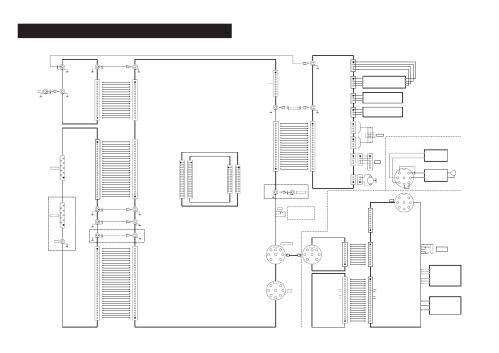 small resolution of wiring diagram pa unit main unit icom ic m802 user manual