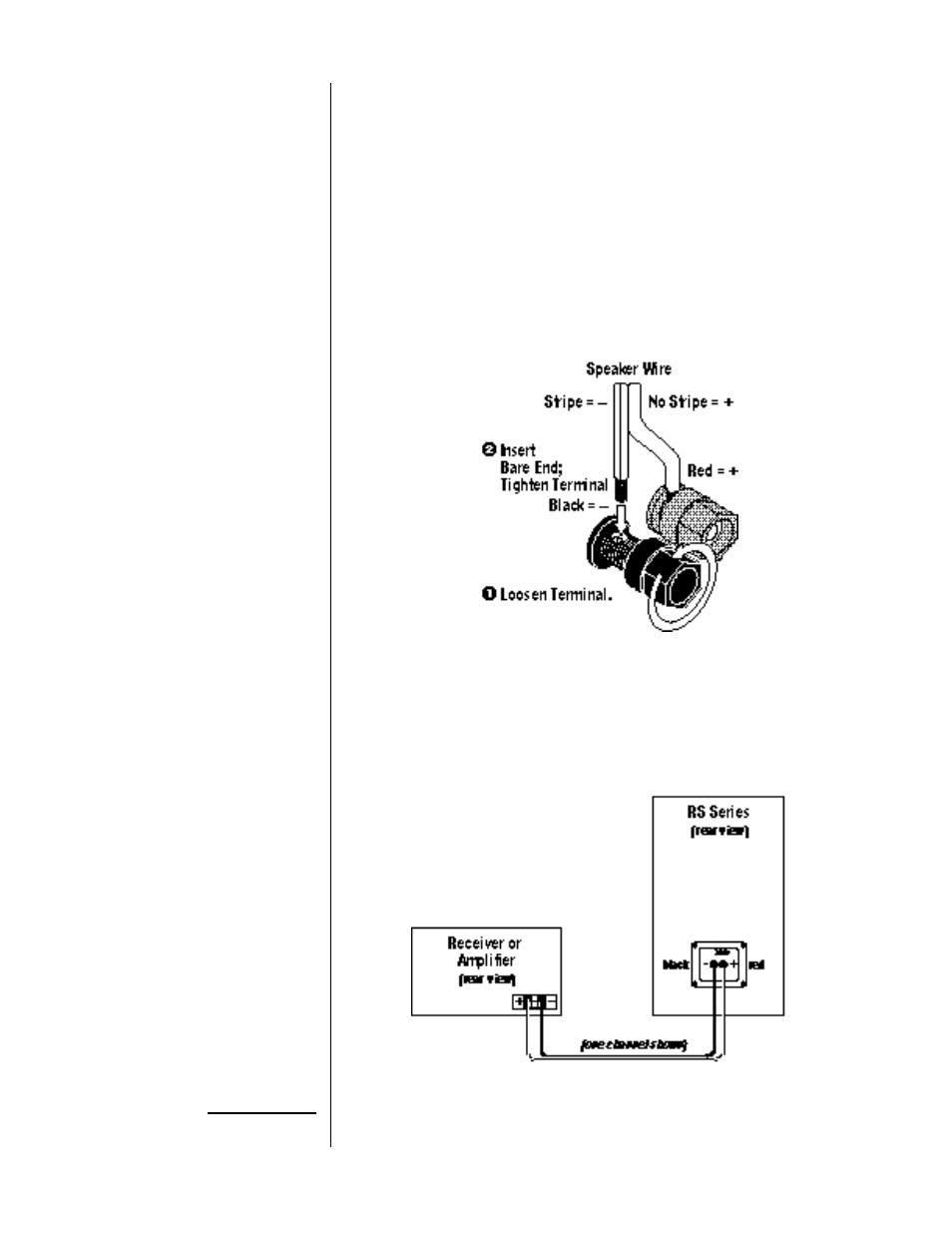 hight resolution of 4 terminal speaker wiring diagram