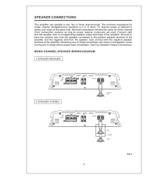 10 speaker connections mono channel speaker wiring diagram interfire audio tunn t 2130 user manual page 10 20 [ 954 x 1348 Pixel ]
