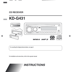 Jvc Kd R200 Wiring Diagram 2 1996 Honda Civic Fuse Wire Best Library G431 26 Images Diagrams Gsmx Co