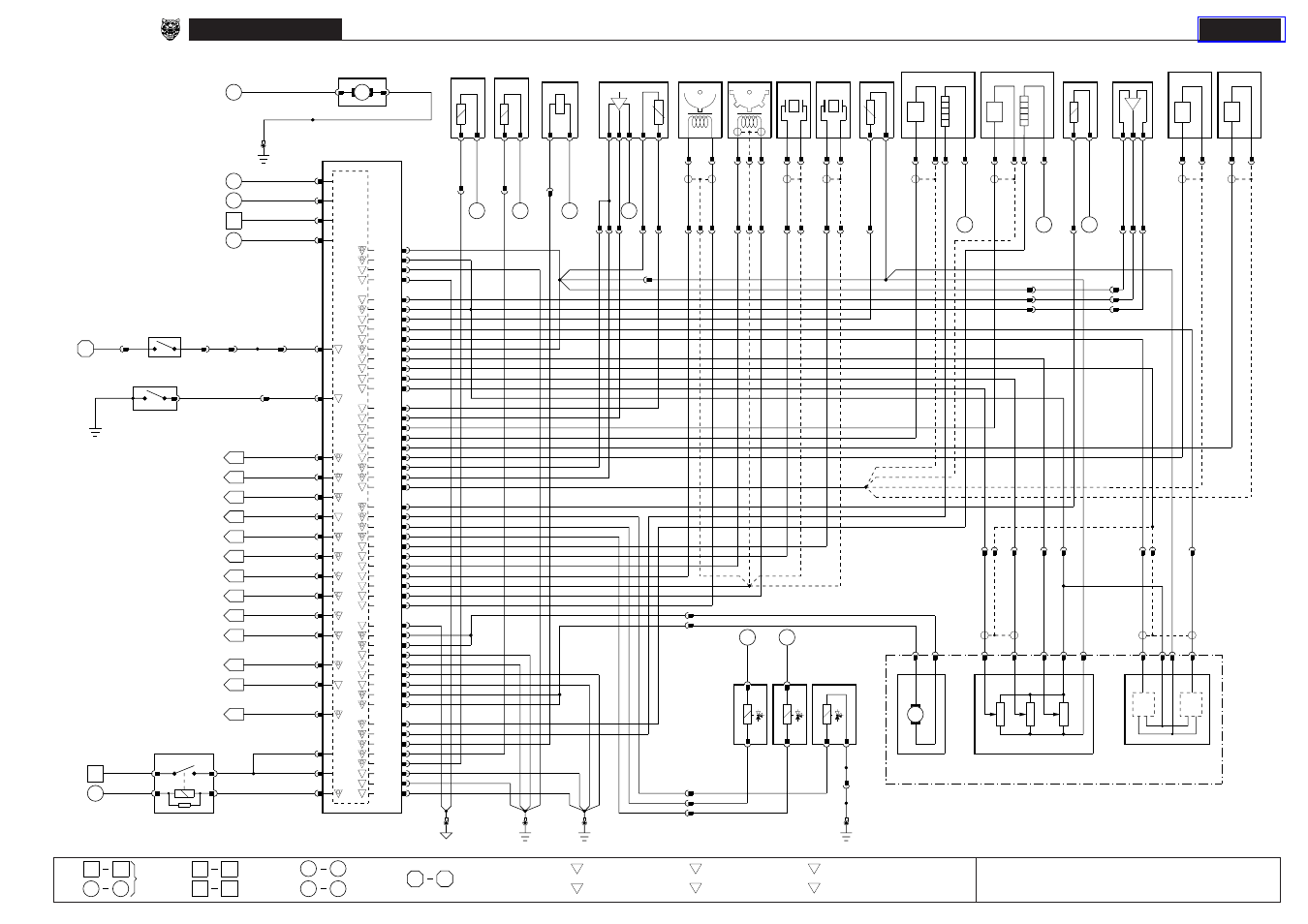 04 engine management, Engine management, Aj26 n/a nas