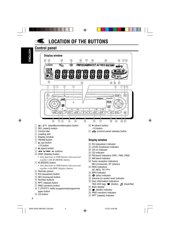 JVC KD-S891R MANUAL PDF