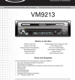 jensen vm9213 wiring diagram [ 954 x 1235 Pixel ]