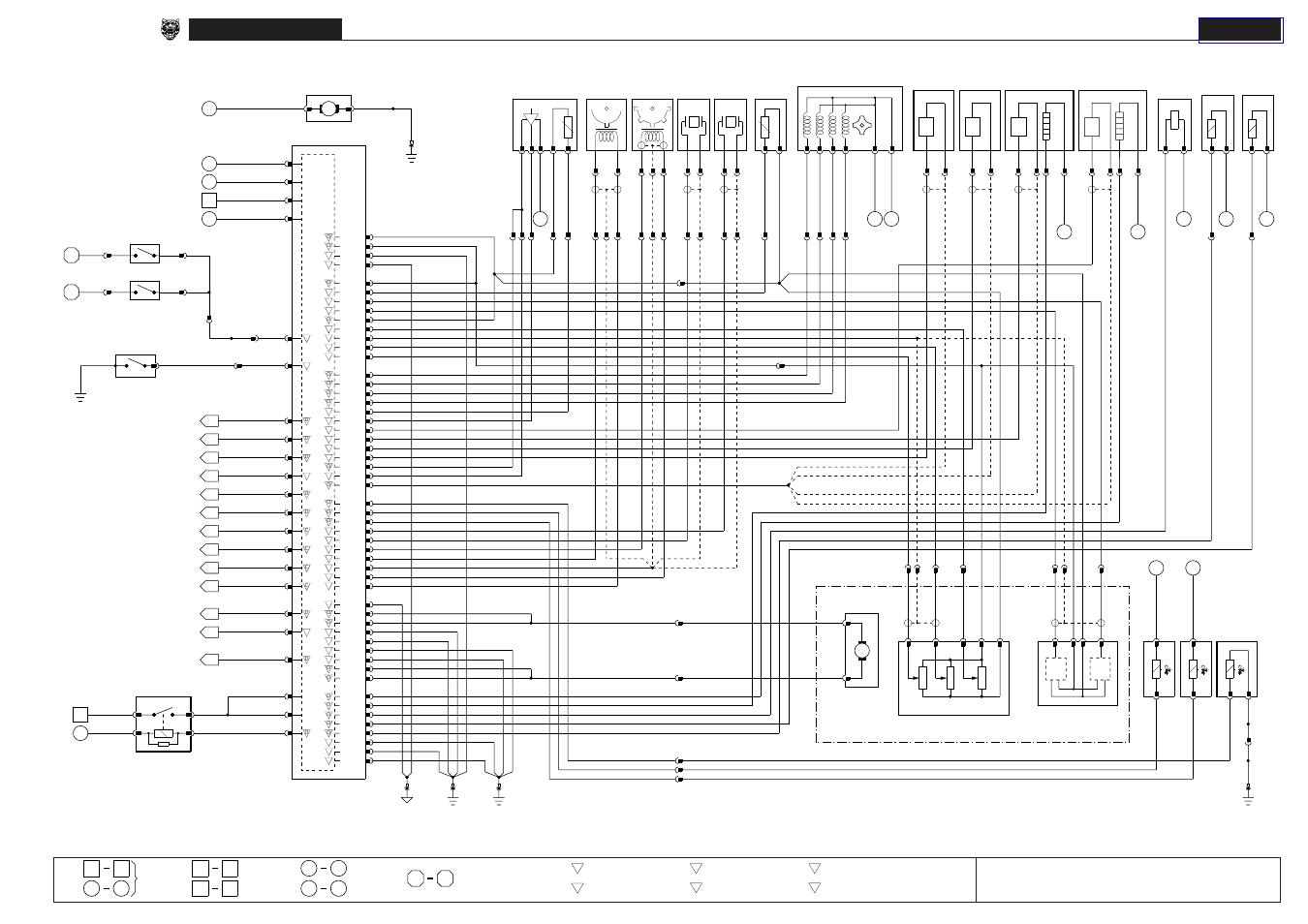 04 engine management, Engine management, Aj26 nas engine