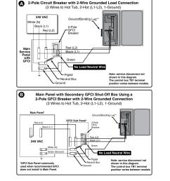 wrg 8908 2wire gfci wiring diagram0 typical spa wiring diagrams j 400 series  [ 954 x 1475 Pixel ]