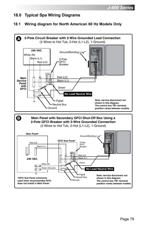 medium resolution of wrg 8908 2wire gfci wiring diagram0 typical spa wiring diagrams j 400 series
